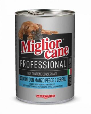 Miglior Professional Line Meat/Fish/Cereals dog